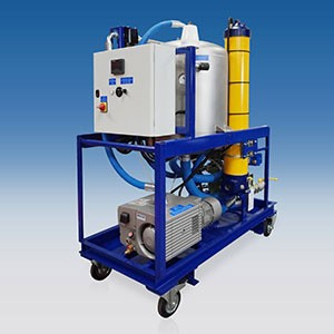 Hydraulic Nozzle Purifier 76